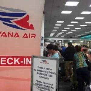 Estados Unidos suspende vuelos chárter a Cuba