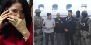 Sobrino de Cilia Flores condenado por narcotráfico apelará ante Corte de EEUU