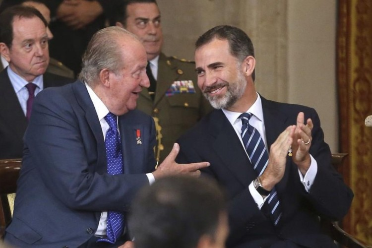 monarquía España