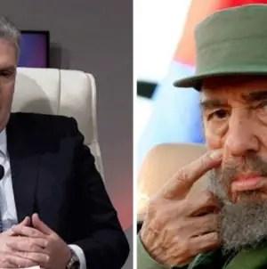 """""""Qué porquería el capitalismo"""": ministro cubano lanza tuit con mensaje de Castro"""