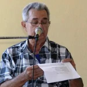 Campesinos independientes aplauden a escritor Pedro Armando Junco