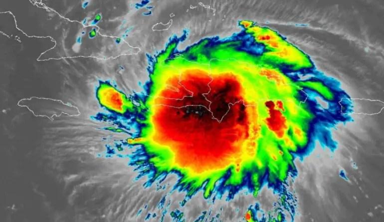 Decretan Alarma ciclónica para provincias del oriente de Cuba
