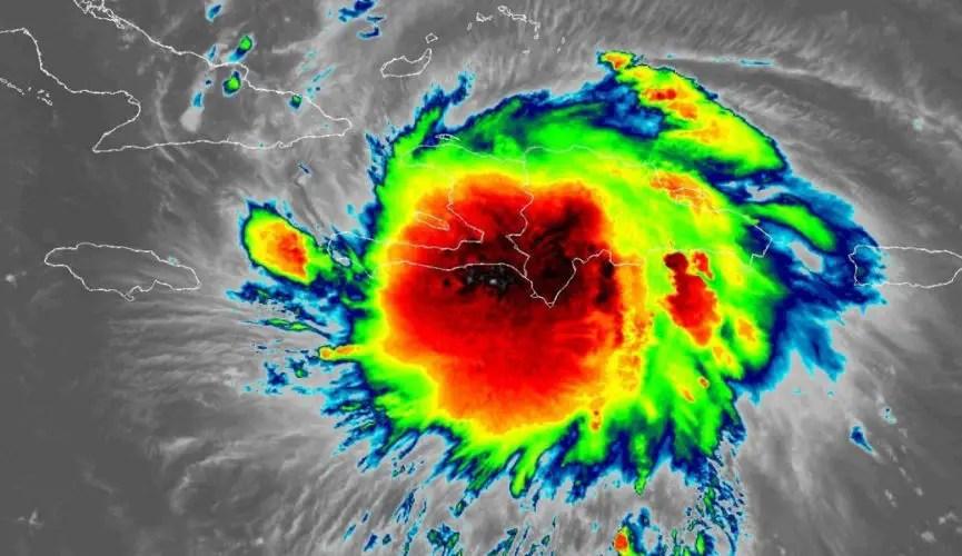 Tormenta tropical Laura, Cuba