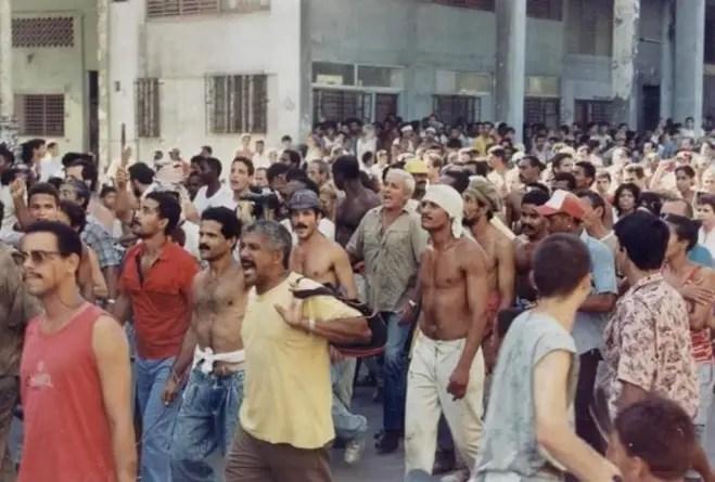 Agosto, mes de choque para los cubanos