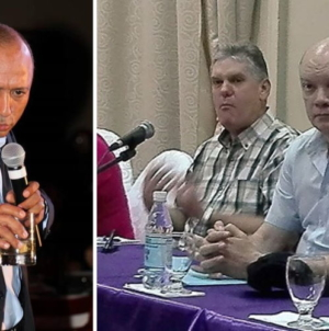 "Nelson Gudín, ""El Bacán"", se burla de ministros cubanos"