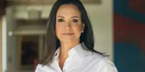 María Corina Machado rechaza el plan de unidad presentado por Guaidó