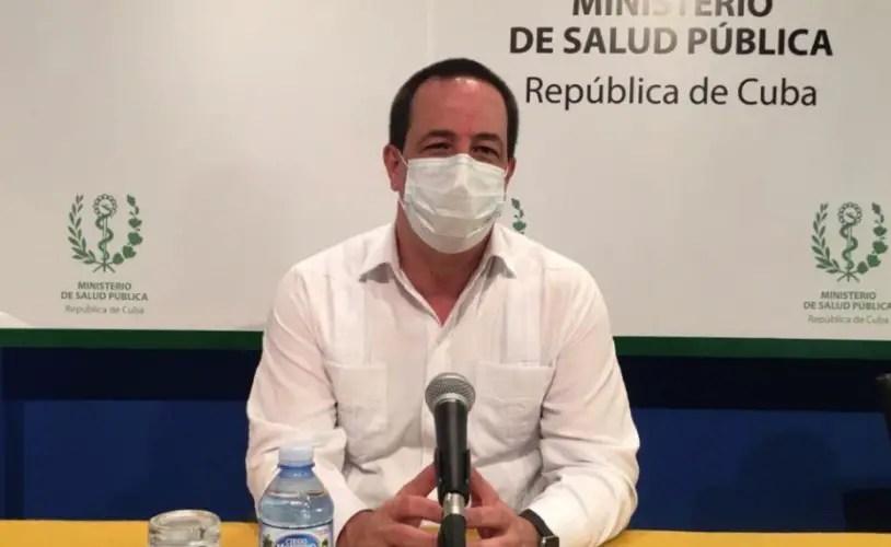 Cuba salud COVID-19