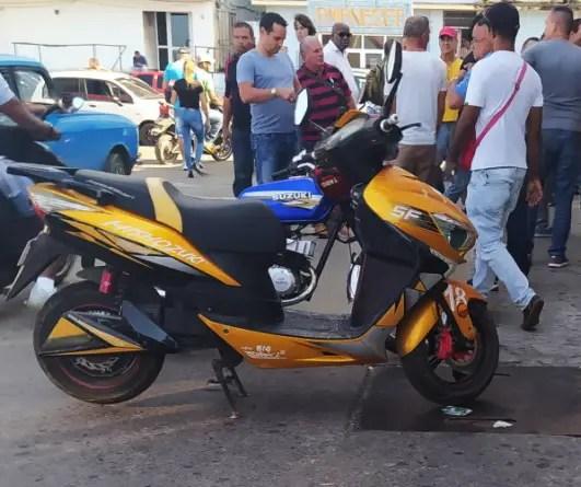 Motos eléctricas en Cuba: consejos útiles para evitar incendios y cuidar las baterías