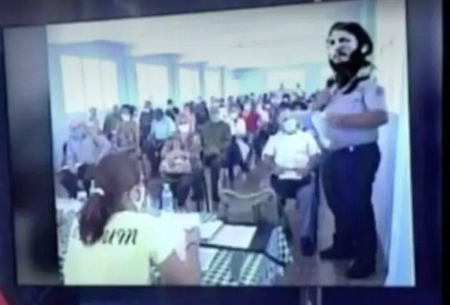 Fidel Castro de policía es el gorila que los cubanos llevamos dentro