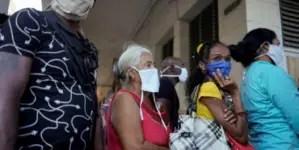 Cuba suma 62 nuevos casos de COVID-19 y llega a las 120 muertes