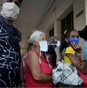 Cuba: 36 nuevos casos de coronavirus y un muerto en las últimas 24 horas