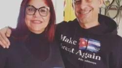 """Susana Pérez a los cubanos de la Isla: """"La solución está en sus manos"""""""