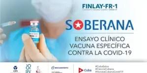 Cuba iniciará en voluntarios pruebas de su vacuna contra la COVID-19