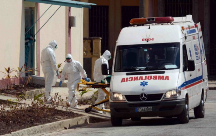 COVID-19: Rebrote en C. de Ávila obliga a trasladar 92 pacientes a Camagüey