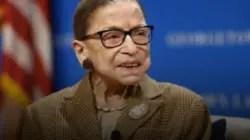 Fallece a los 87 años Ruth Bader Ginsburg, jueza de la Corte Suprema de EE.UU.