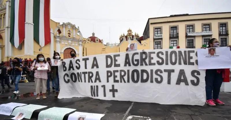 Artículo 19: aumentan un 45% agresiones contra la prensa en México
