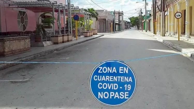 Ciego de Ávila, una de las provincias más afectadas por la COVID-19 en Cuba