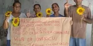 """""""Quieren quitarme a mis hijos"""", denuncia activista de UNPACU"""