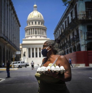 La Habana, entre el caos y el desabastecimiento agrícola