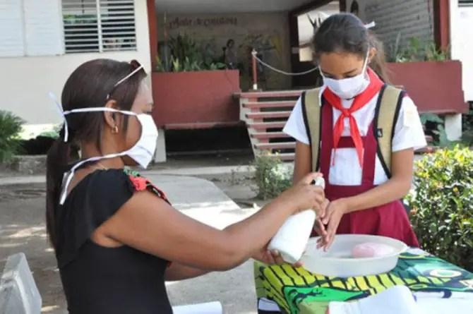 Clases y coronavirus: el conflicto del nuevo curso escolar en Cuba