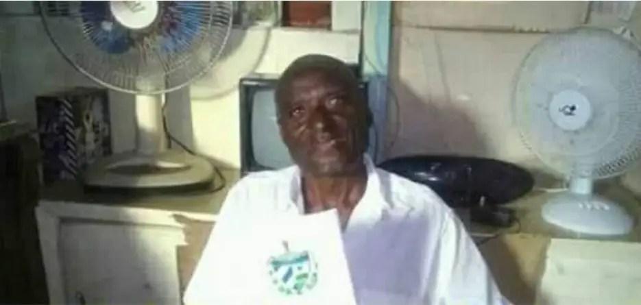 Denuncian incomunicación con activista cubano en huelga de hambre