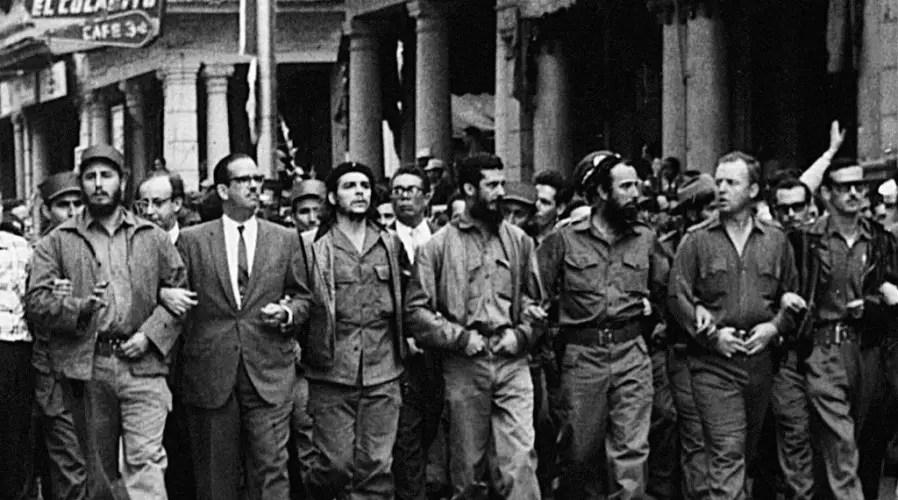 Cuba 1959 Castro