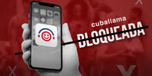 Bloqueada en Cuba la página web de Cuballama