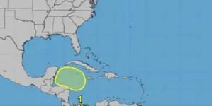 Ciclón tropical podría formarse al sur de Cuba en los próximos días