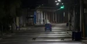 Cuba parece un campo de batalla y nada consigue superar la realidad