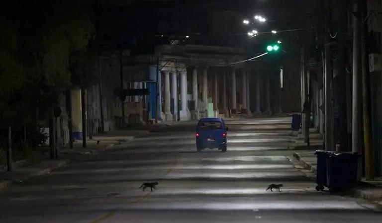 La Habana, Ciudad, Cuba, Coronavirus, Toque de queda