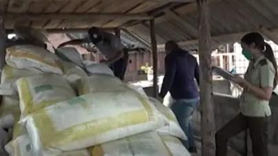 """Procesan a campesino por almacenar """"grandes cantidades"""" de fertilizantes"""