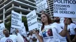 Venezuela: veintenas de presos políticos liberados