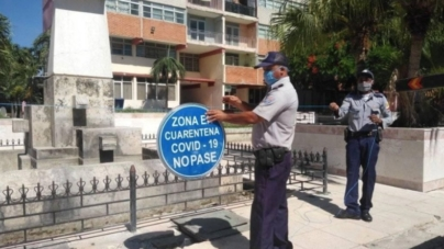 Cubanos en Ciego de Ávila salen a la calle a protestar por falta de comida