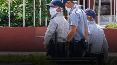 Medidas represivas para controlar a una Habana enfurecida