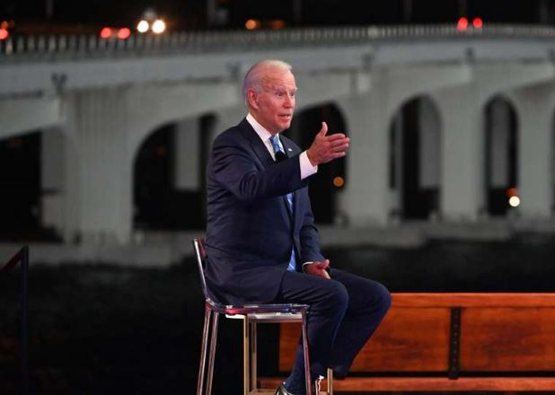 Joe Biden y la desmemoria como estrategia de campaña