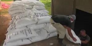 Procesan a nueve personas por venta ilícita de arroz en Artemisa