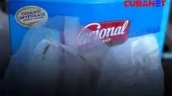 Cereal con gusanos: lo que vende el régimen al pueblo