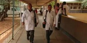Régimen niega que médicos secuestrados en Kenia hayan sido liberados