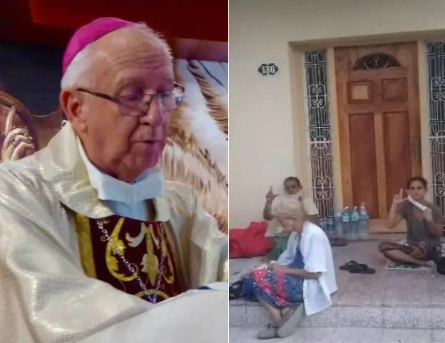 iglesia católica cubana cuba monseñor emilio aranguren holguín familia Miranda Leyva