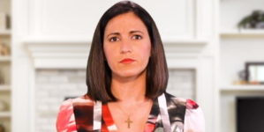 Rosa María Payá pide apoyo para lograr cambios democráticos en Cuba