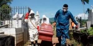 Calculan el doble de muertes en Venezuela por causa de la COVID-19