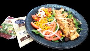 Chicken Salad Bowl Picture