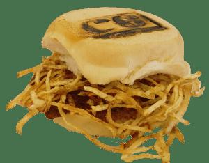Frita Original Sandwich Menu Photo