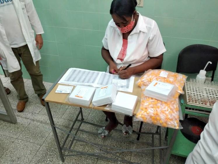 Cubans in Uk Donations 4