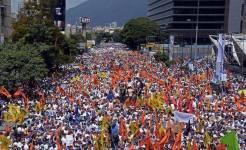 Marcha 1M 2 Venezuela