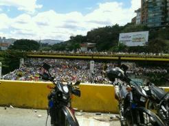 Marcha 2M 7 Venezuela