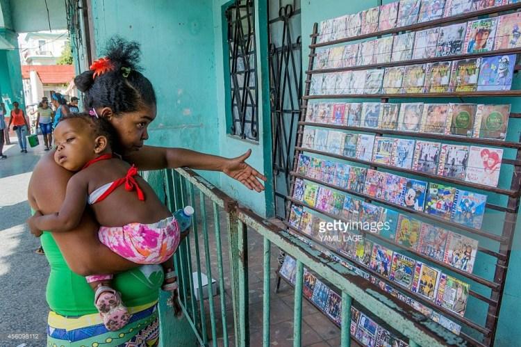 Foto: Yamil Lage / AFP
