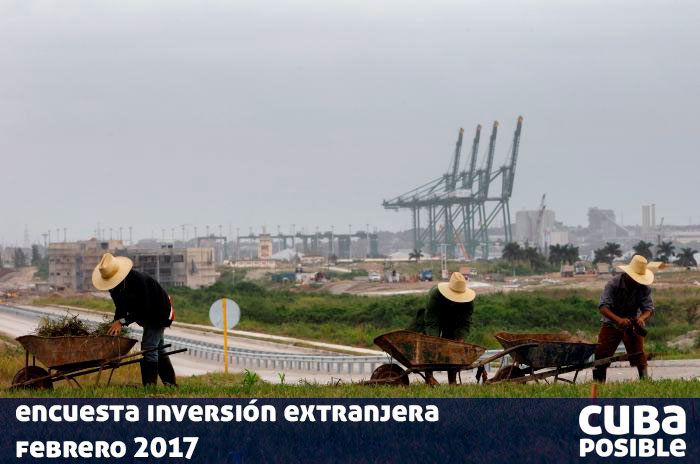 Encuesta Inversión Extranjera