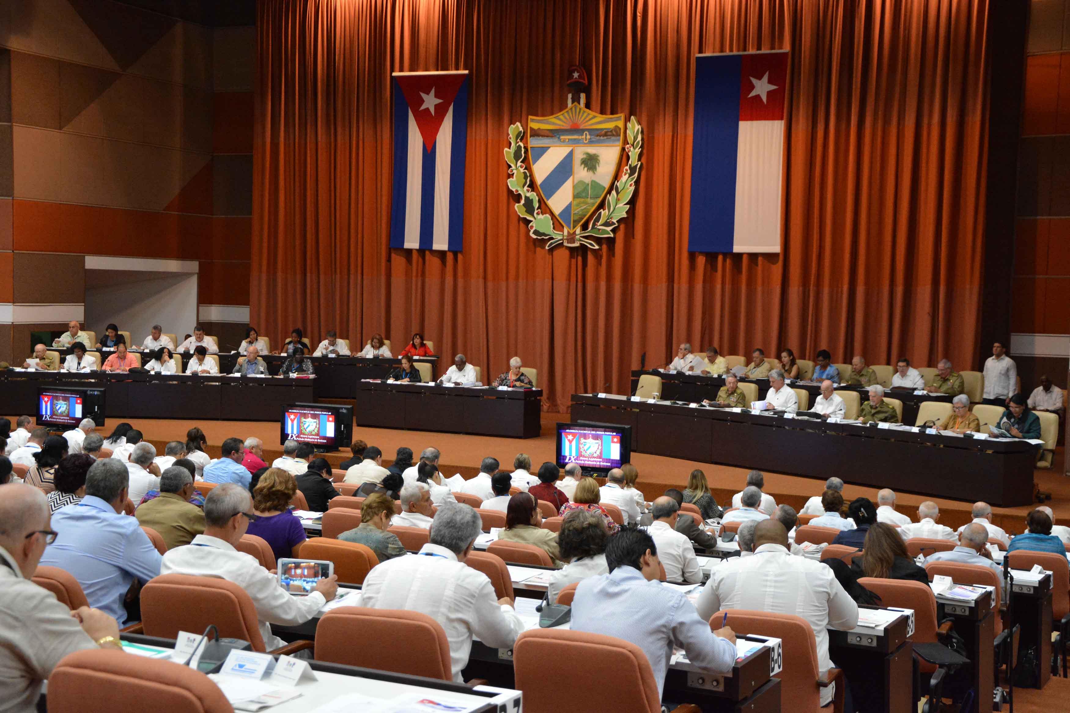 La rendición de cuentas abarca todo el texto constitucional cubano, es el primer país en incorporarla en América Latina, por trasunto de la ideología de las Repúblicas Socialistas.