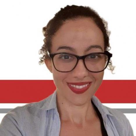Psicóloga y profesora Karima Oliva Bello